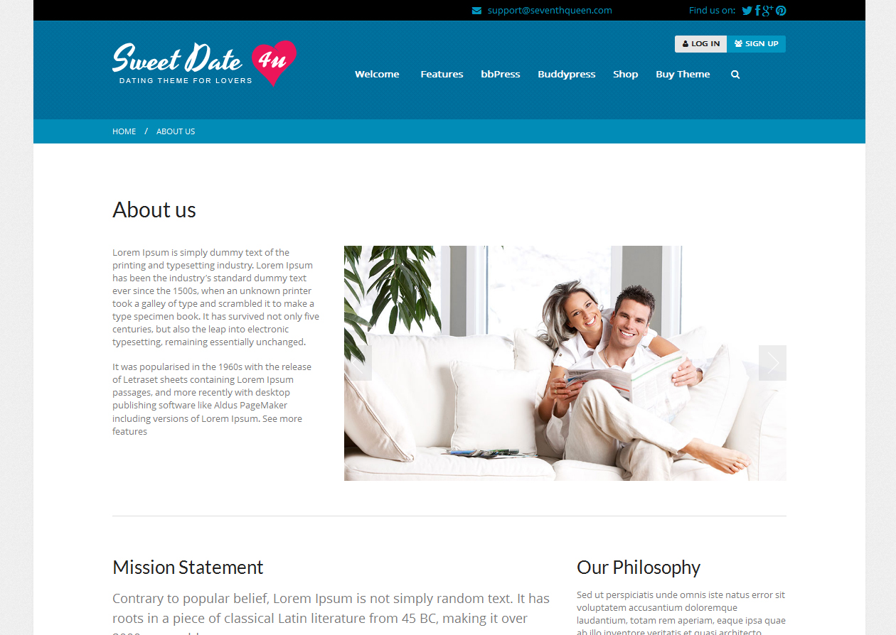 Making a dating site with wordpress
