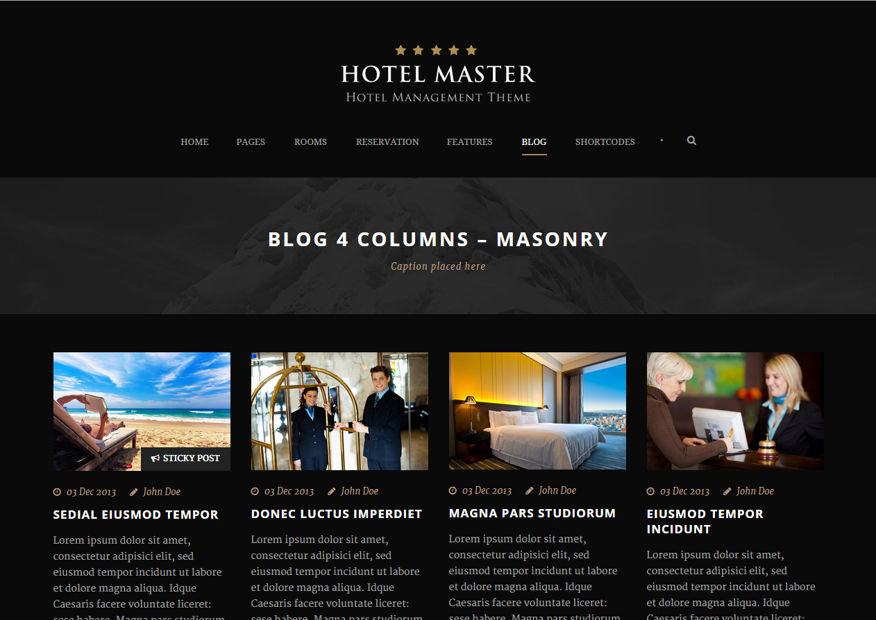 HOTEL MASTER5